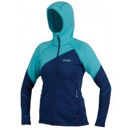 Dámská mikina Direct Alpine Eira Lady Velikost: L / Barva: světle modrá