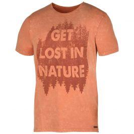 Pánské triko Husky Bronson M Velikost: L / Barva: oranžová
