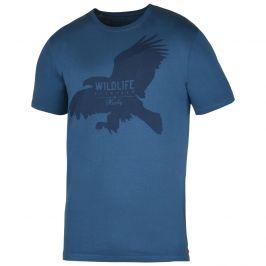 Pánské triko Husky Eagle M Velikost: L / Barva: modrá