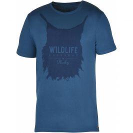 Pánské triko Husky Lynx M Velikost: M / Barva: modrá