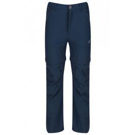 Dětské kalhoty Regatta Hikefell Z/O Trs Dětská velikost: 158 / Barva: modrá