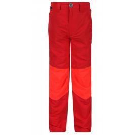 Dětské kalhoty Regatta Sorcer Mt Trs IV Dětská velikost: 128 / Barva: červená
