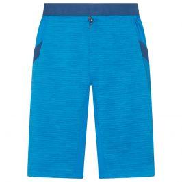 Pánské kraťasy La Sportiva Force Short M Velikost: L / Barva: modrá