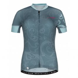 Dámský cyklistický dres Kilpi Oreti W Velikost: S / Barva: modrá