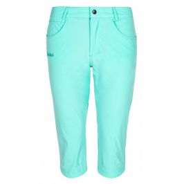 Dámské 3/4 kalhoty Kilpi Trenta W Velikost: M / Barva: modrá