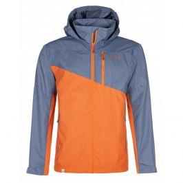Pánská bunda Kilpi Orleti M Velikost: M / Barva: oranžová