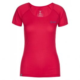 Dámské funkční triko Kilpi Dimaro W Velikost: M / Barva: růžová