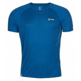 Pánské triko Kilpi Dimaro-M Velikost: M / Barva: modrá