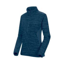 Dámská mikina Mammut Yadkin ML Jacket Women Velikost: S / Barva: tmavě modrá