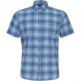 Pánská košile Mammut Trovat Trail Shirt Men Velikost: M / Barva: modrá