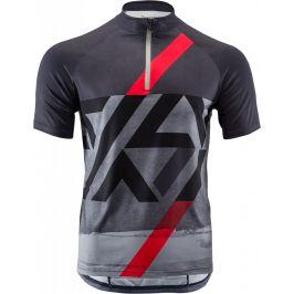 Pánský cyklistický dres Silvini Gallo MD1420 Velikost: M / Barva: šedá