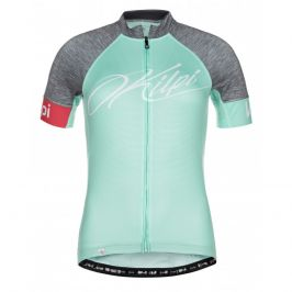 Dámský cyklistický dres Kilpi Adamello W Velikost: S / Barva: modrá