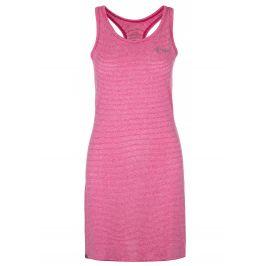 Šaty Kilpi Sonora-W Velikost: S / Barva: růžová