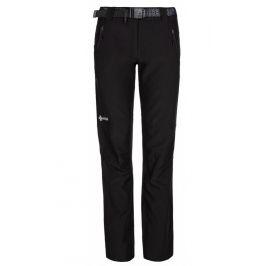 Dámské kalhoty Kilpi Wanaka W Velikost: S / Barva: černá