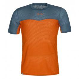 Pánské triko Kilpi Cooler-M Velikost: M / Barva: oranžová