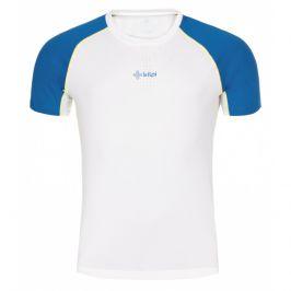 Pánské funkční triko Kilpi Brick-M Velikost: M / Barva: bílá