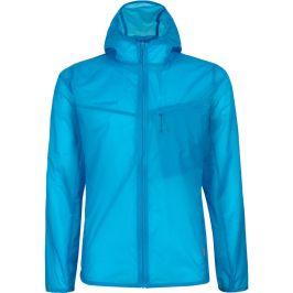 Pánská bunda Mammut Convey WB Hooded Jacket Men Velikost: L / Barva: modrá
