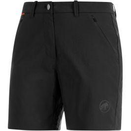 Dámské kraťasy Mammut Hiking Shorts Women Velikost: 40 / Barva: černá