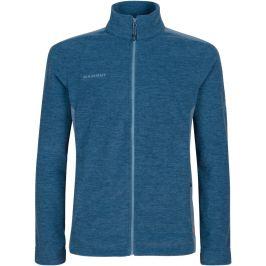 Pánská mikina Mammut Yadkin ML Jacket Men Velikost: M / Barva: modrá