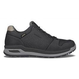 Pánské boty Lowa Locarno Gtx® Lo Velikost bot (EU): 41,5 / Barva: tmavě šedá