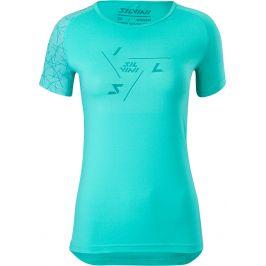 Dámské triko Silvini Giona WD1629 Velikost: M / Barva: modrá
