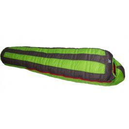 Spacák Sir Joseph Looping II 1200 170 cm Zip: Levý / Barva: zelená