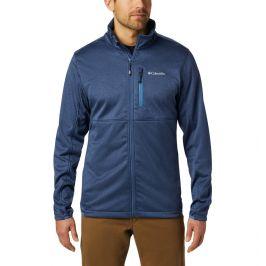 Pánská bunda Columbia Outdoor Elements Full Zip Velikost: M / Barva: modrá