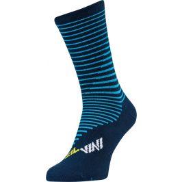 Cyklistické ponožky Silvini Ferugi UA1644 Velikost ponožek: 39-41 / Barva: modrá