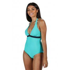 Dámské plavky Regatta Flavia Costume Velikost: XS / Barva: modrá