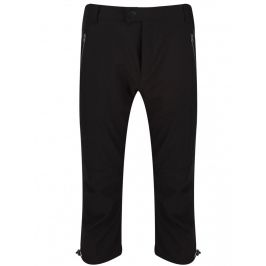 Pánské 3/4 kalhoty Regatta Highton Capri Velikost: L / Barva: černá