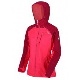 Dámská bunda Regatta Highton Str Jkt Velikost: S / Barva: růžová