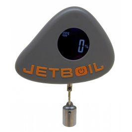 Jet Boil Digitální váha na kartuše Jetboil JetGauge Barva: šedá