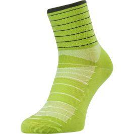 Cyklistické ponožky Silvini Bevera UA1659 Velikost ponožek: 39-41 / Barva: zelená