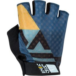 Pánské cyklo rukavice Silvini Anapo MA1426 Velikost rukavic: M / Barva: modrá