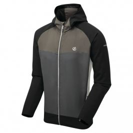Pánská bunda Dare 2b Aptile Softshell Velikost: M / Barva: Ebony / Black