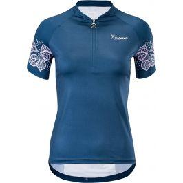 Dámský MTB dres Silvini Sabatini WD1625 Velikost: L / Barva: modrá