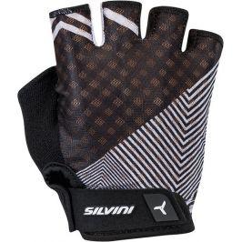 Dámské cyklo rukavice Silvini Albano WA1431 Velikost rukavic: L / Barva: černá