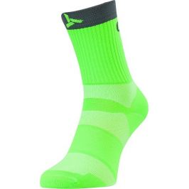 Cyklistické ponožky Silvini Orato UA1660 Velikost ponožek: 39-41 / Barva: zelená