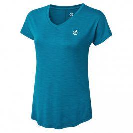 Dámské triko Dare 2b Vigilant Tee Velikost: XS / Barva: modrá