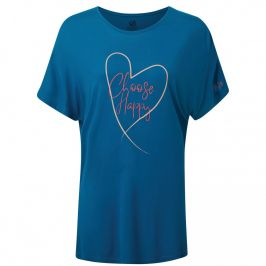 Dámské triko Dare 2b Pick It Up Velikost: XS / Barva: modrá