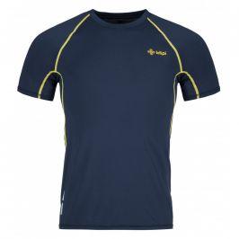 Pánské funkční triko Kilpi Rainbow-M Velikost: M / Barva: modrá