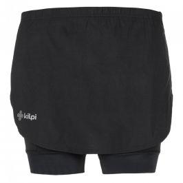 Dámská cyklistická sukně Kilpi Jola-W Velikost: S / Barva: černá