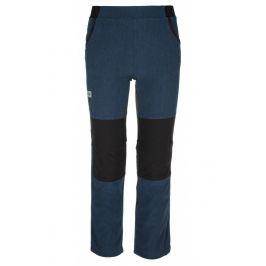 Dětské kalhoty Kilpi Karido-JB Dětská velikost: 110 / Barva: modrá