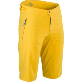 Pánské MTB šortky Silvini Dello MP1615 Velikost: M / Barva: žlutá