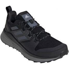 Pánské boty Adidas Terrex Folgian Hike Velikost bot (EU): 44 / Barva: černá