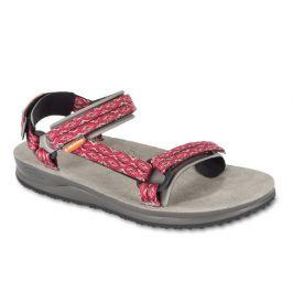 Dámské sandály Lizard SH Woman Velikost bot (EU): 37 / Barva: červená