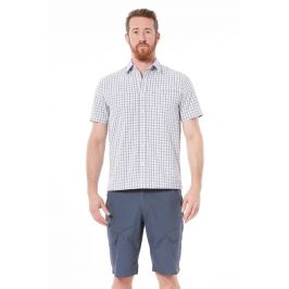 Pánská košile Northfinder Robertson Velikost: M / Barva: modrá