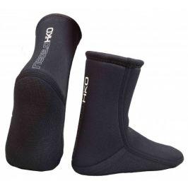 Neoprenové ponožky Hiko Neo 3.0 Velikost bot (EU): 6 / Barva: černá