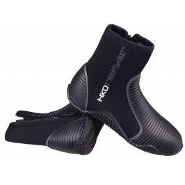 Vysoké neoprenové boty Hiko Rafter Velikost bot (EU): 4 / Barva: černá
