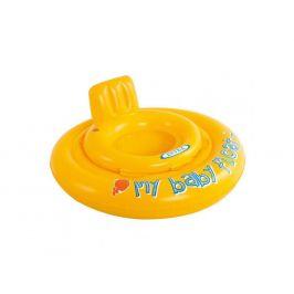 Dětský plovací kruh Intex My Baby Float™ 56585EE Barva: žlutá